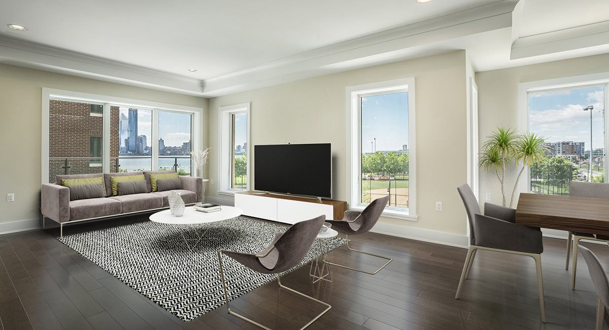 Multi Family for Active at Henley On Hudson - 100 Eton Row #301 100 Eton Row #401 Weehawken, New Jersey 07086 United States