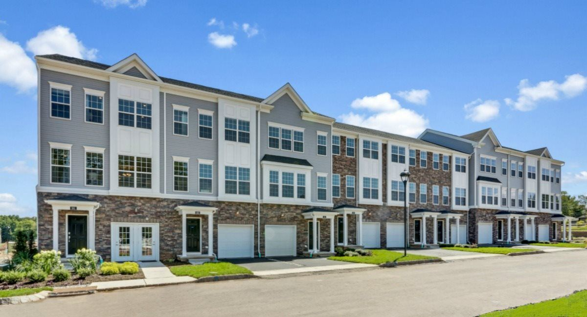 Multi Family for Active at Oxford 102 Emerald Drive Branchburg, New Jersey 08876 United States