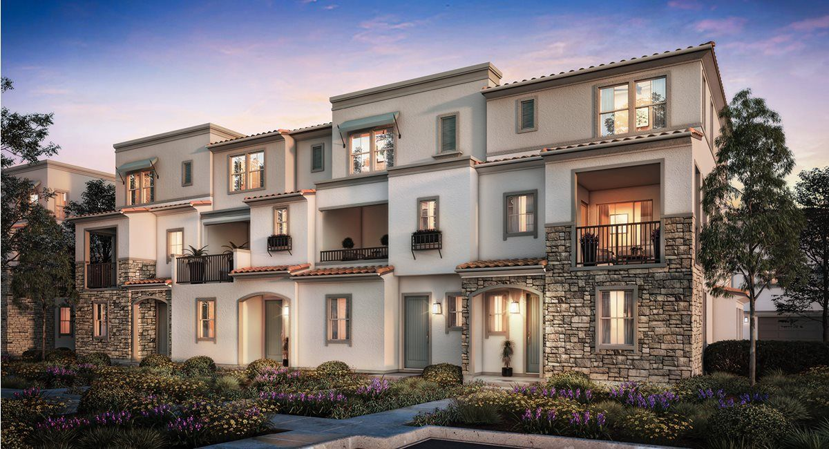 Multi Family for Active at Woodhaven - Residence 2 1539 Saint Simon Circle Unit D Alhambra, California 91801 United States