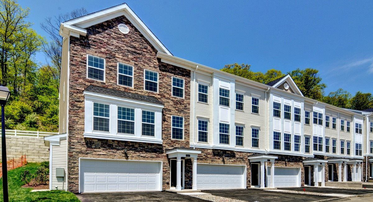 Multi Family for Active at The Collection At Morristown I - Pinehurst 2 Gerhard Placee Morristown, New Jersey 07960 United States