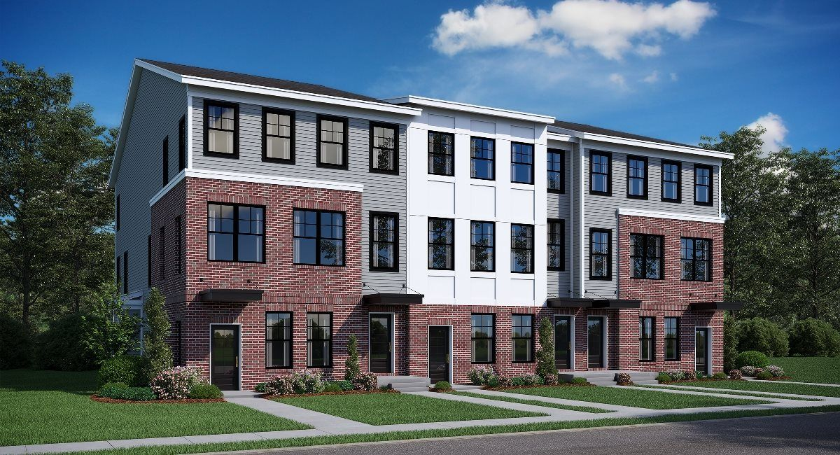 Multi Family for Active at Patriots Square By Lennar - Patriot Square 2-Story Townhomes - Collins 12 Kelly Way Tinton Falls, New Jersey 07724 United States