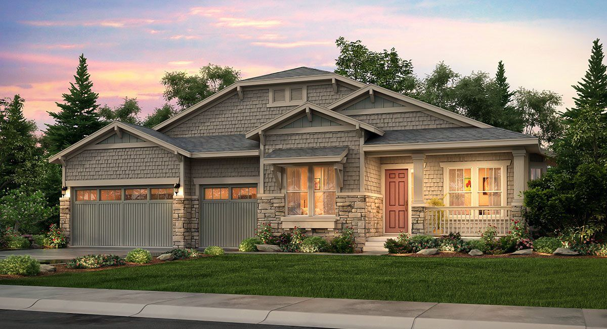 Single Family for Active at Heritage Todd Creek - The Legends Collection - Watson 15345 Willow Street Thornton, Colorado 80602 United States