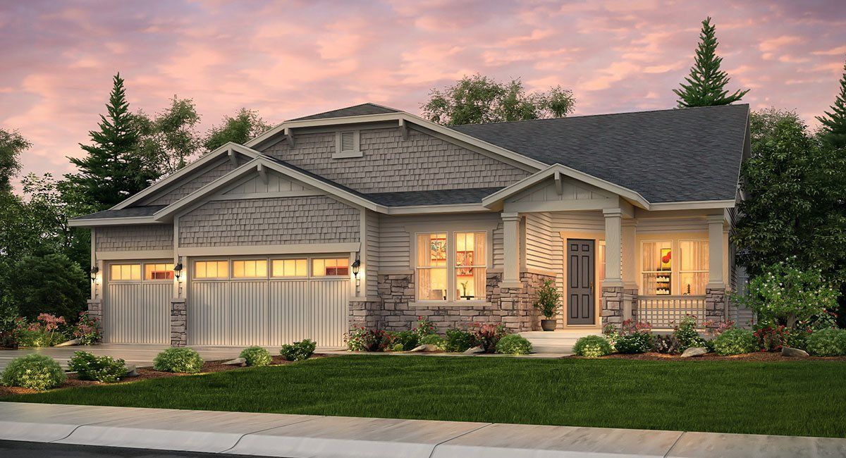 Single Family for Active at Heritage Todd Creek - The Legends Collection - Ballesteros 15345 Willow Street Thornton, Colorado 80602 United States