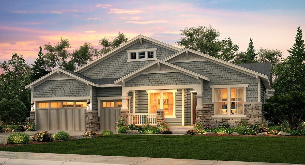 Single Family for Active at Heritage Todd Creek - The Legends Collection - Trevino 15345 Willow Street Thornton, Colorado 80602 United States