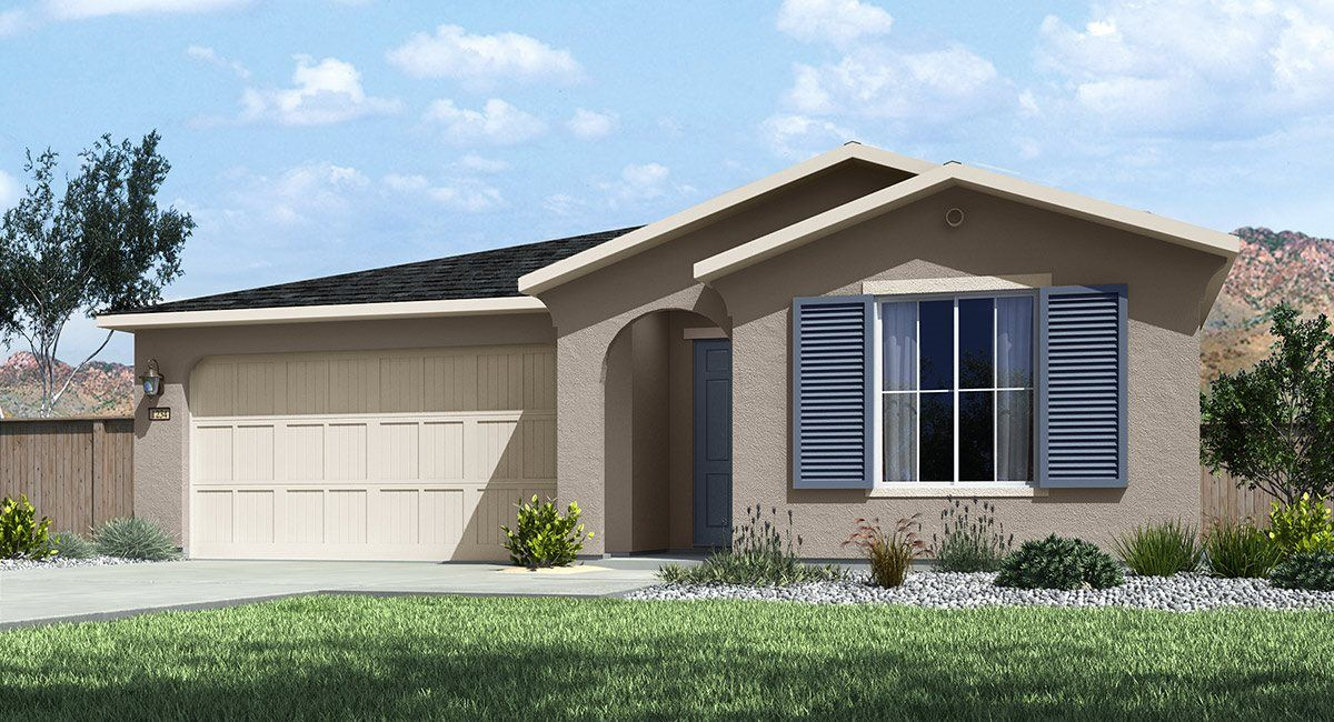 Single Family for Active at Bianco At Cabernet Highlands - The Sandstone 7240 Rutherford Drive Reno, Nevada 89506 United States