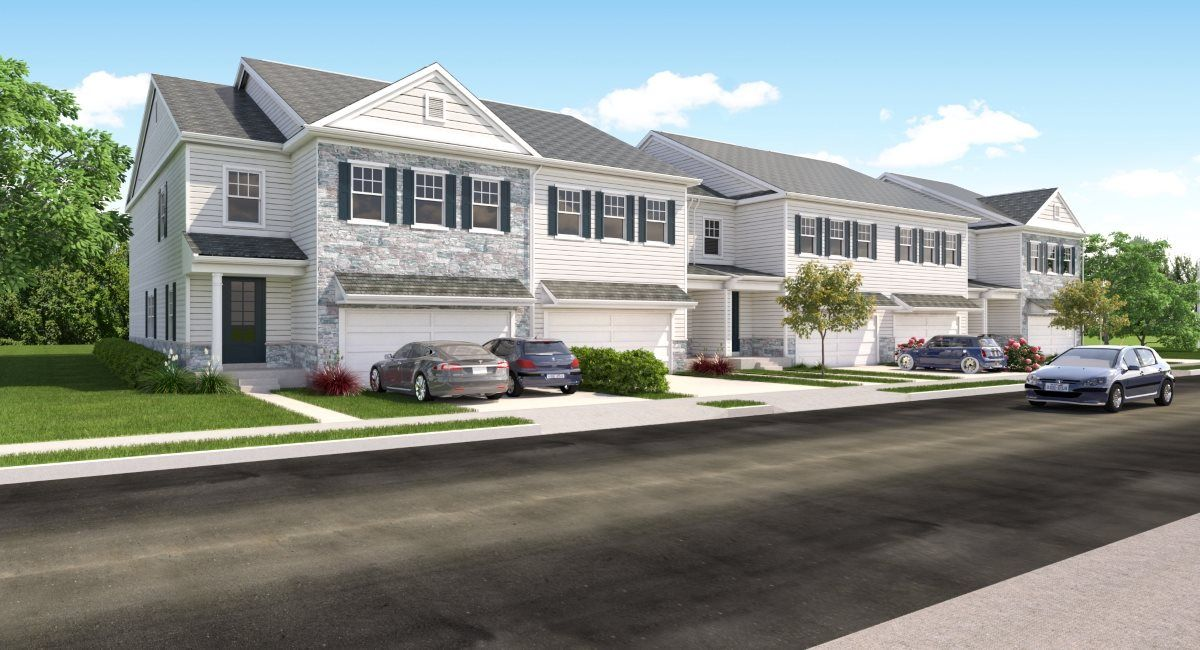 Multi Family for Active at The Collection At Morristown Ii - Monterey 2 Gerhard Place Morristown, New Jersey 07960 United States