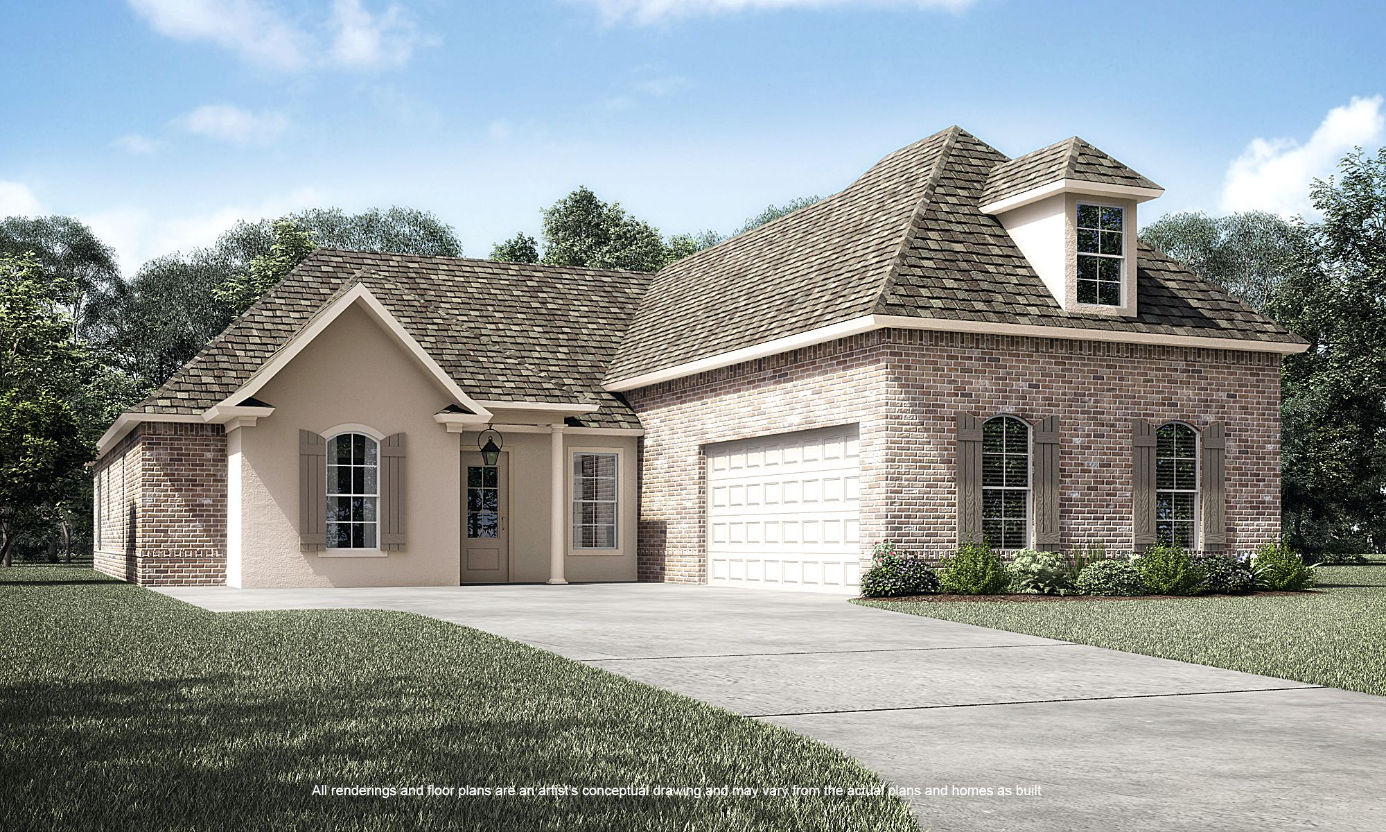 Single Family for Sale at Pine Creek - Melrose D E 304 Cedar Creek Dr. Madisonville, Louisiana 70447 United States