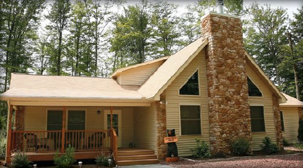 Liberty homes liberty homes custom builders tahoe for Pocono home builders