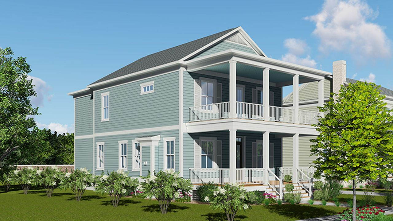 Single Family for Active at Living Dunes - The Bluffton 8099 Sandlapper Way Myrtle Beach, South Carolina 29572 United States