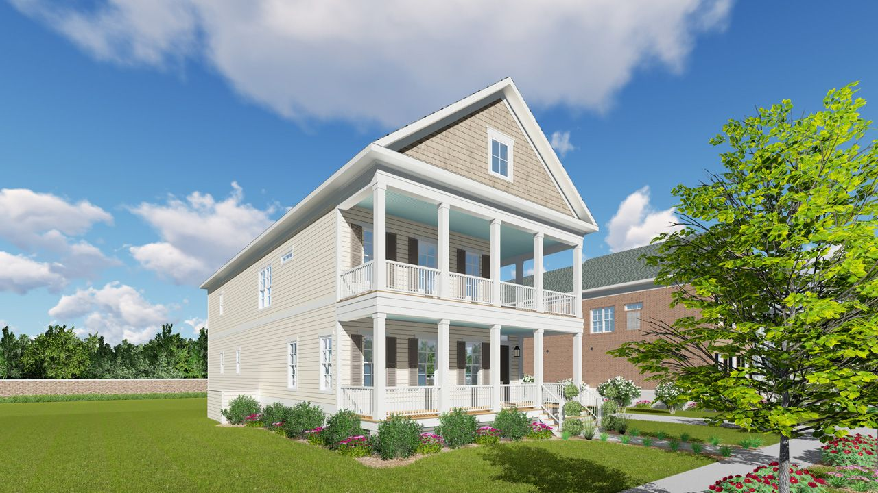 Single Family for Active at Living Dunes - The Georgetown 8099 Sandlapper Way Myrtle Beach, South Carolina 29572 United States