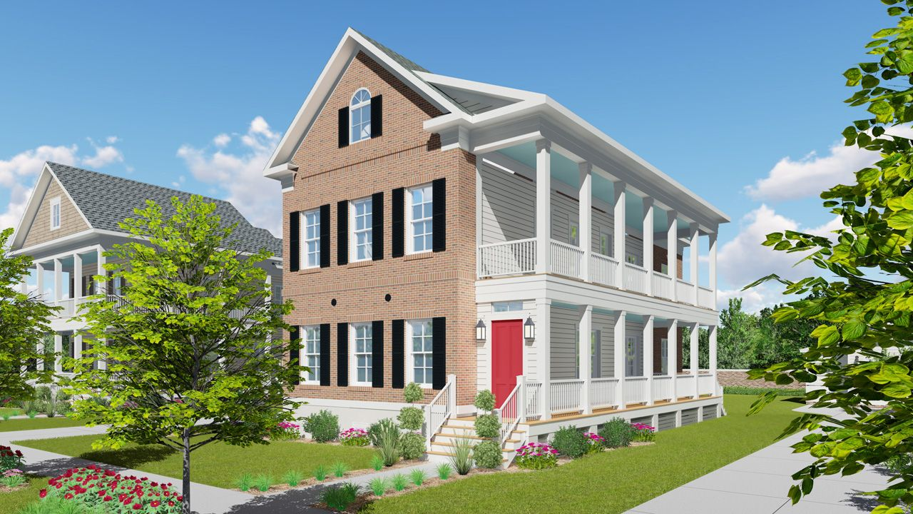 Single Family for Active at Living Dunes - The Santee 8099 Sandlapper Way Myrtle Beach, South Carolina 29572 United States