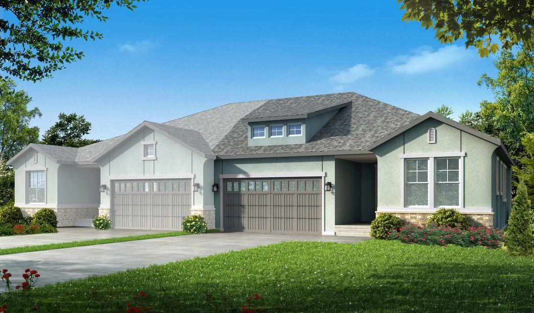 Colorado springs new homes new construction home for Modern homes colorado springs