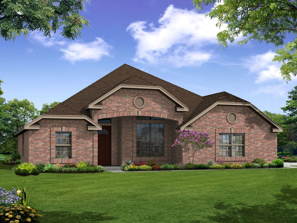 Single Family for Sale at Colca Ii 113 Heather Lane Decatur, Texas 76234 United States