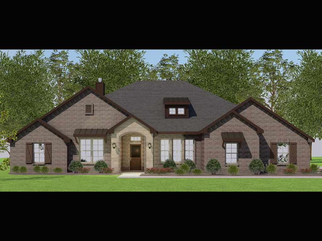 Single Family for Sale at Singletree Estates - Sabine Cr 4223 Decatur, Texas 76234 United States