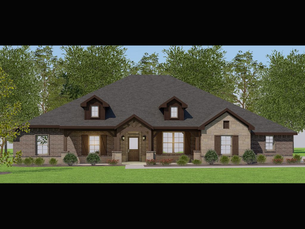 Single Family for Sale at Sabine 1121 Christie Lane Terrell, Texas 75161 United States