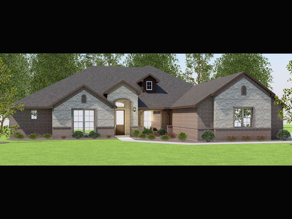 Single Family for Sale at Highland Hills Estates - San Marcos 110 Highland Hills Blvd. Decatur, Texas 76234 United States