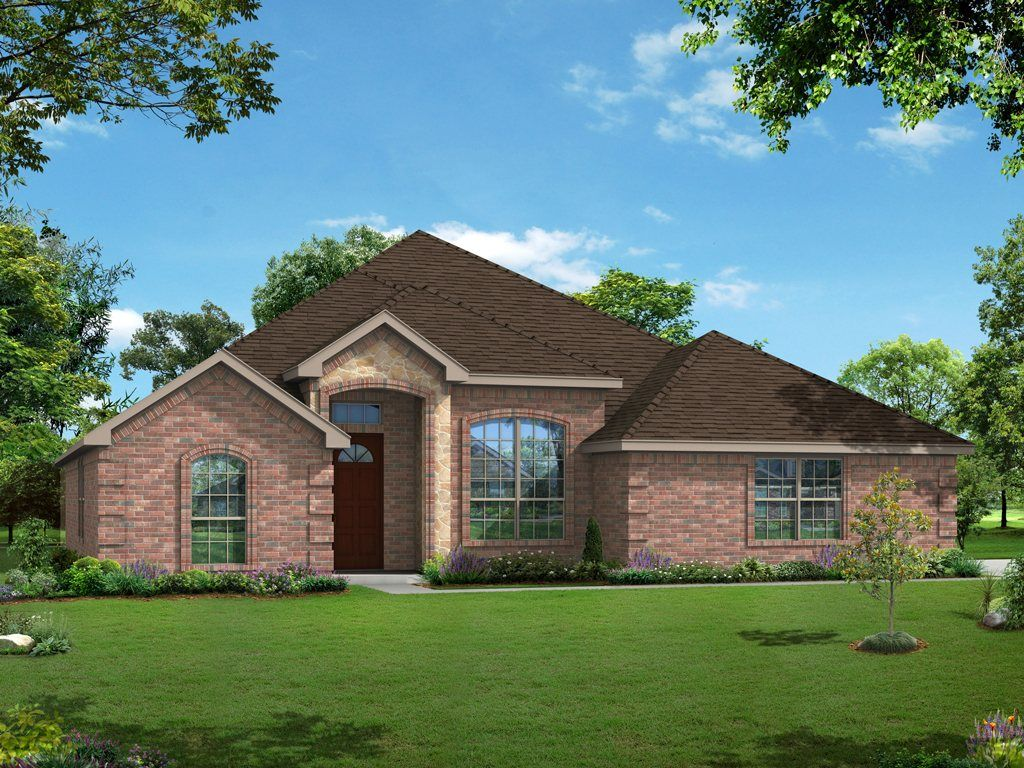 Single Family for Sale at Highland Hills Estates - Colca 110 Highland Hills Blvd. Decatur, Texas 76234 United States