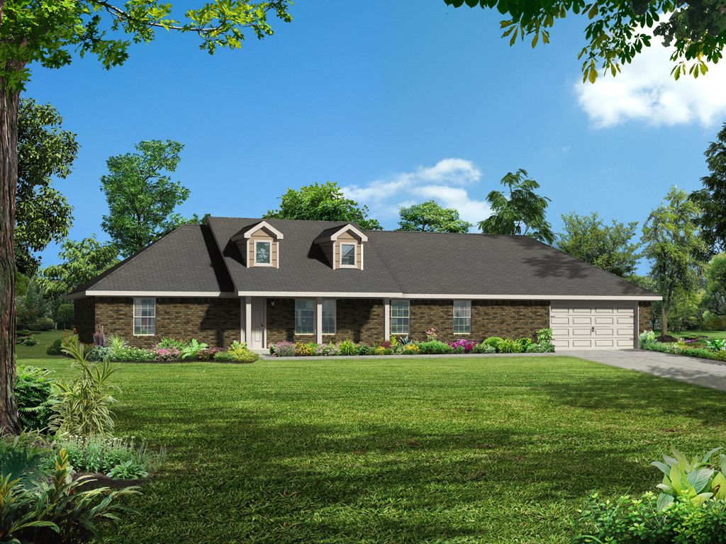 Single Family for Sale at Hillcrest Meadows - 1929 Decatur, Texas 76234 United States