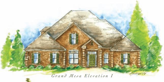 Single Family for Sale at Woodland Creek - Grand Mesa 8800 Lodge Drive Pike Road, Alabama 36064 United States
