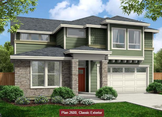 Single Family for Sale at Hower Hill - Plan 2600 27427 Ne 152nd Ct. Duvall, Washington 98019 United States