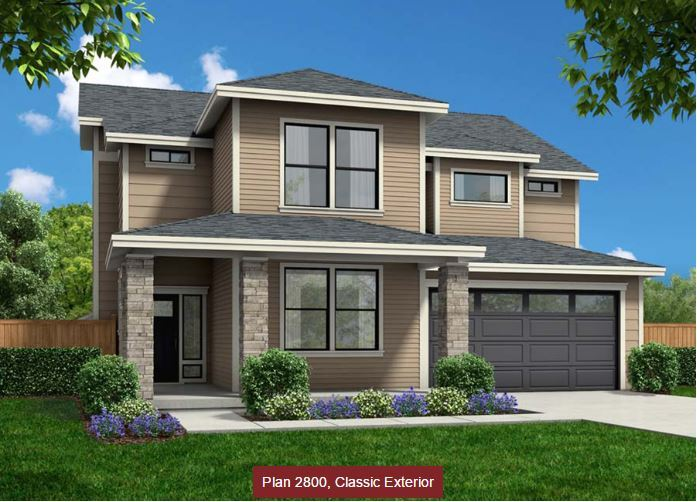 Single Family for Sale at Hower Hill - Plan 2800 W/Basement 27427 Ne 152nd Ct. Duvall, Washington 98019 United States