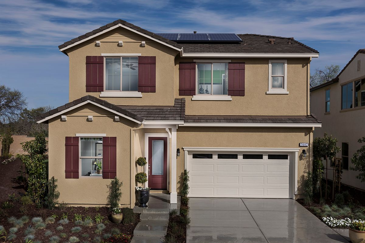 New Homes Fair Oaks Ca Madison