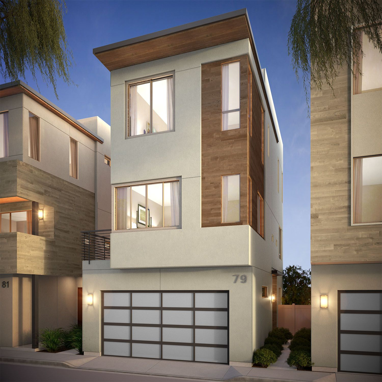 Single Family for Sale at Ebb Tide By Mbk Homes - Residence 1 Harbor 1560 Placentia Ave Newport Beach, California 92663 United States