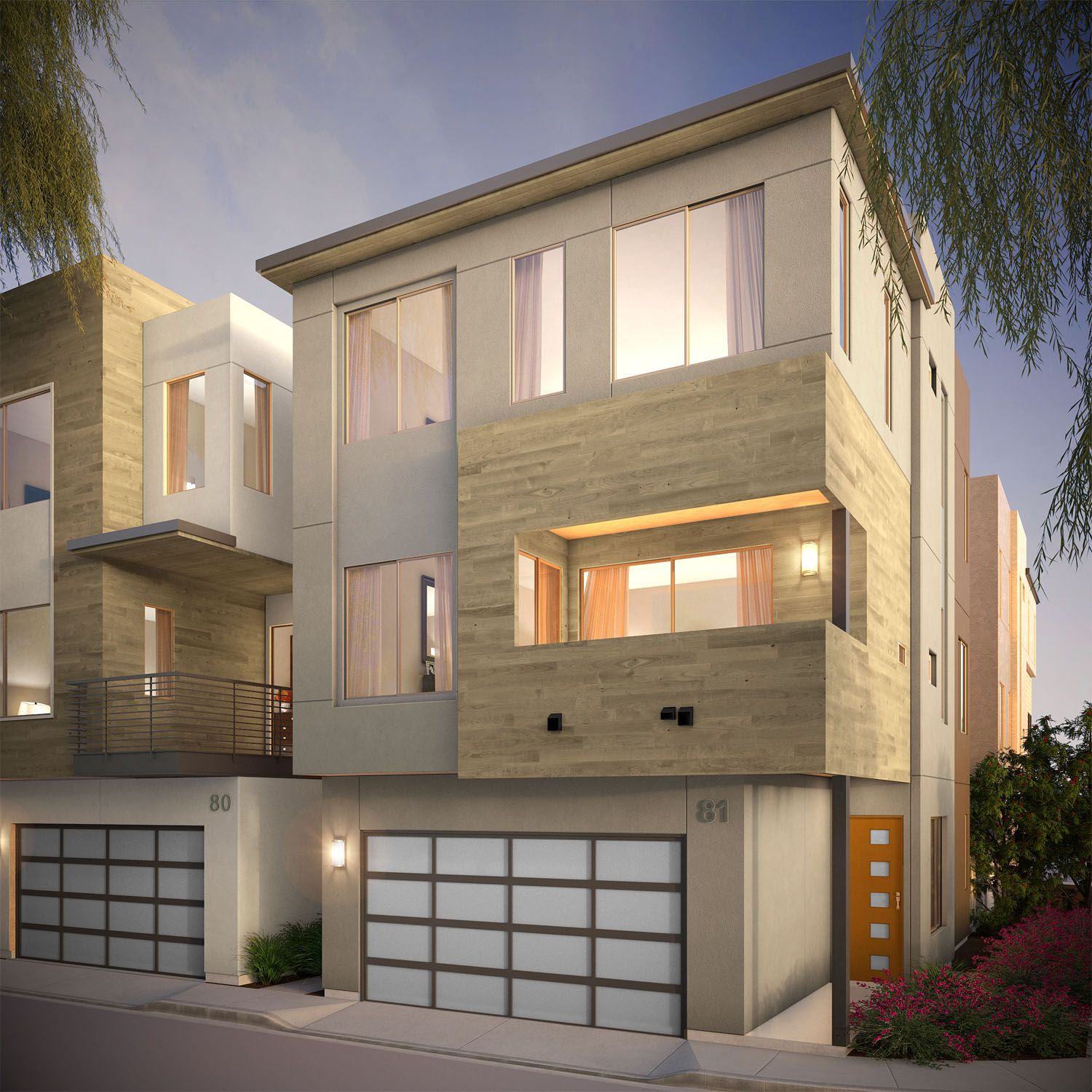 Single Family for Sale at Ebb Tide By Mbk Homes - Residence 3 Balboa 1560 Placentia Ave Newport Beach, California 92663 United States
