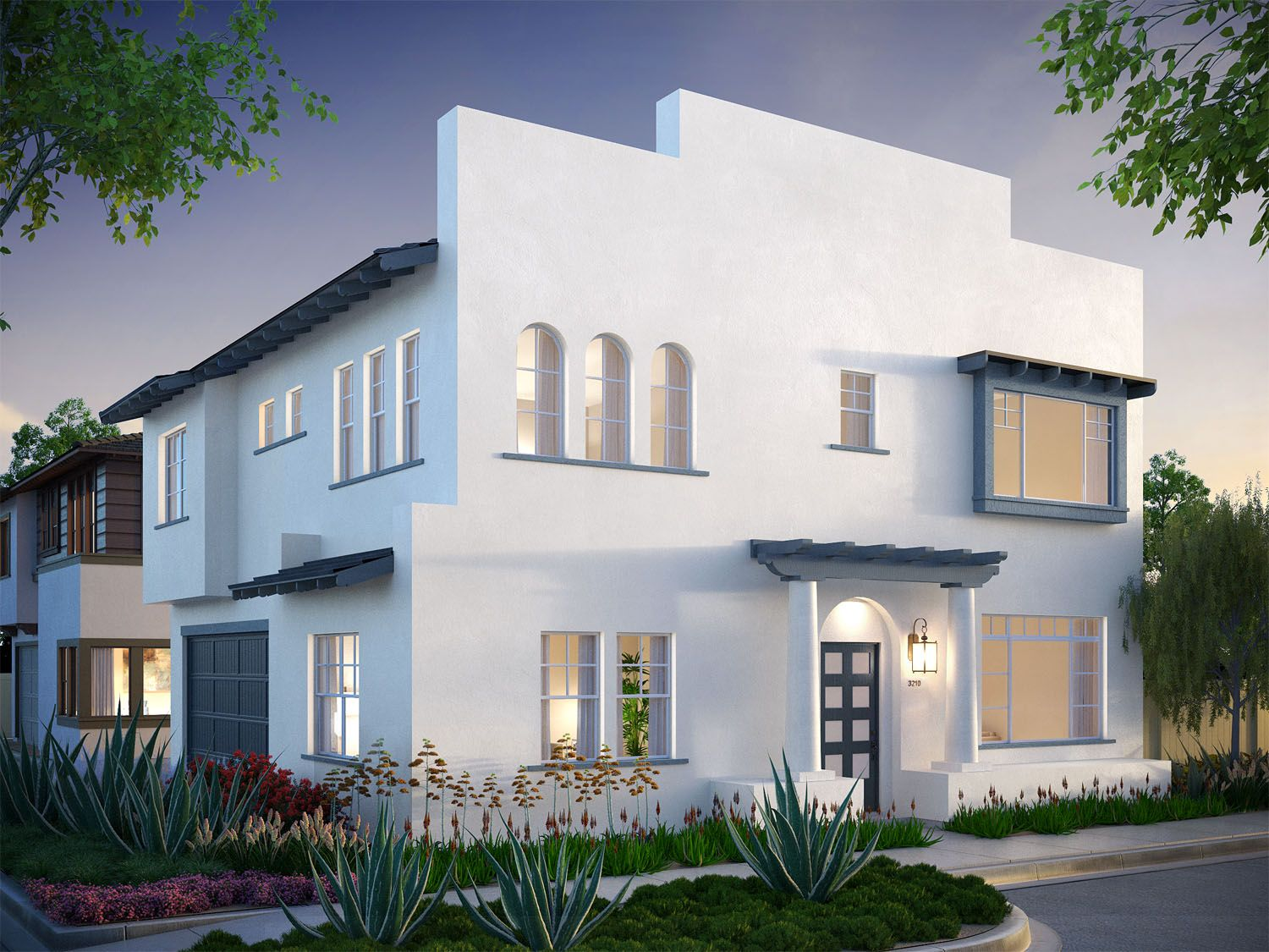 Single Family for Sale at Irving House - Residence 1 2007 North Orange-Olive Road Orange, California 92865 United States