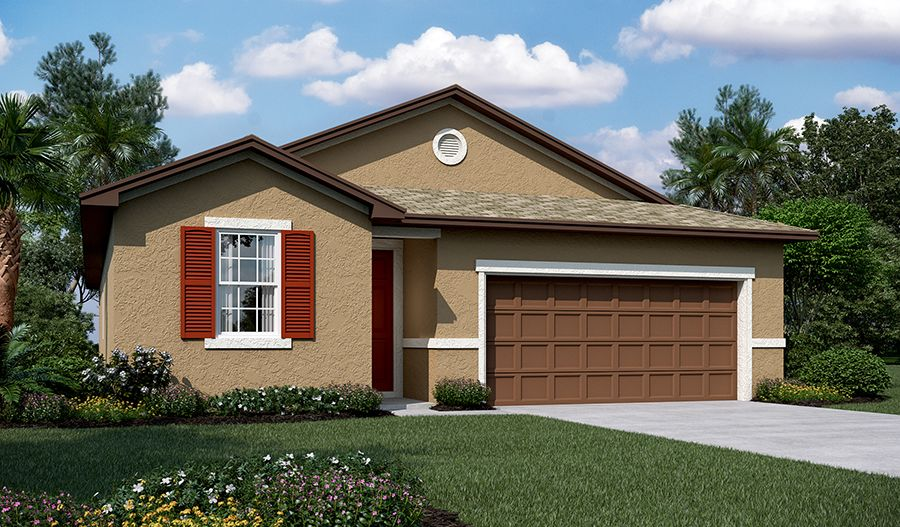 Single Family for Sale at Watercrest - Ruby Adams Road Auburndale, Florida 33823 United States