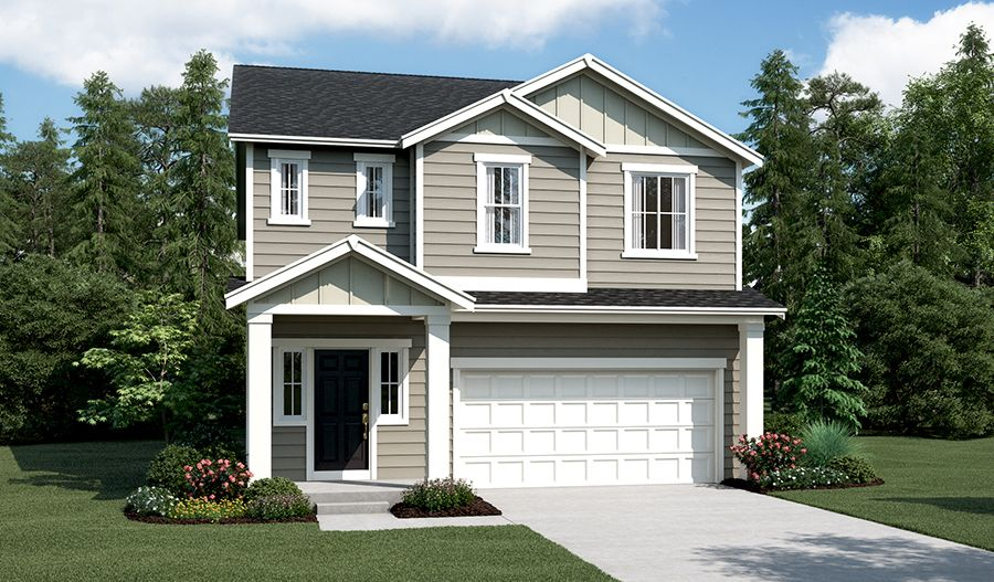 Richmond american homes summerwalk lowell 1396379 lacey for American home builders washington