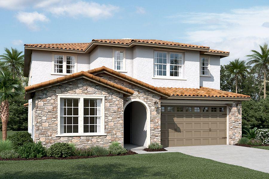 Single Family for Sale at Promontory At Horse Creek Ridge - Stella 35822 Blue Breton Drive Fallbrook, California 92028 United States