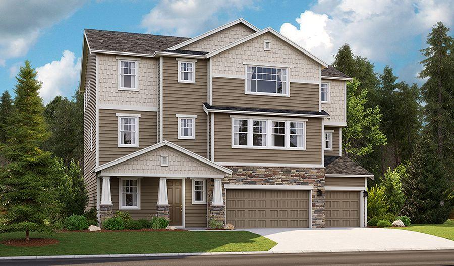 Unifamiliar por un Venta en Fruitland Ridge - Oscar Fruitland Ridge Drive & S. Fruitland Puyallup, Washington 98371 United States