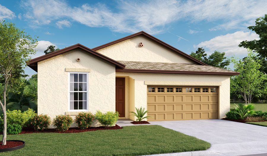 Single Family for Sale at The Ridge At Highland Meadows - Sunstone 594 Meadow Pointe Drive Haines City, Florida 33844 United States