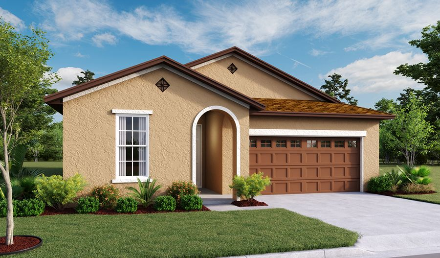 Single Family for Sale at The Ridge At Highland Meadows - Larimar 594 Meadow Pointe Drive Haines City, Florida 33844 United States