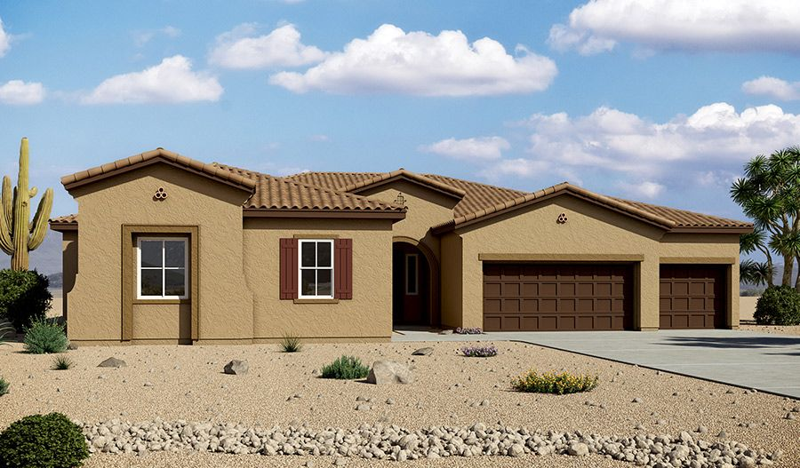 Richmond American Homes Maderas Robyn 1260590 Chandler