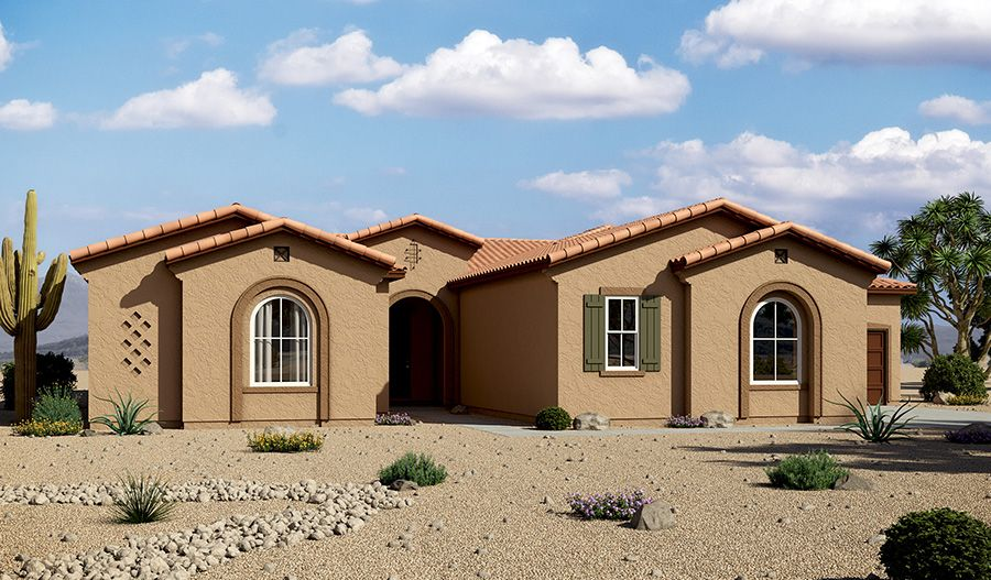 Single Family للـ Sale في Maderas - Reagan 1815 E. Balsam Place Chandler, Arizona 85286 United States