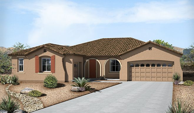Single Family for Sale at Sossaman Estates - Hanford Ii 20110 S. 188th Drive Queen Creek, Arizona 85142 United States