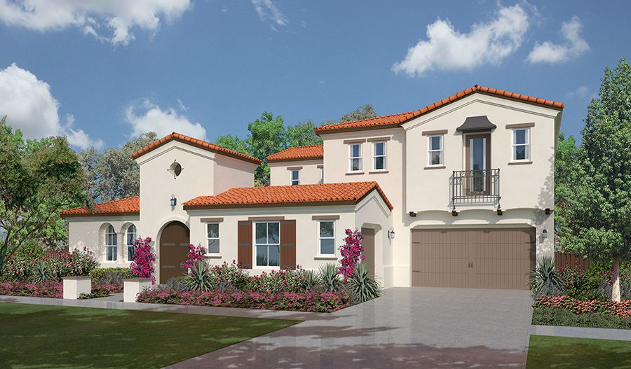 Single Family for Sale at The Summit At San Elijo Hills - Reilly San Elijo Road And Ledge Street San Marcos, California 92078 United States
