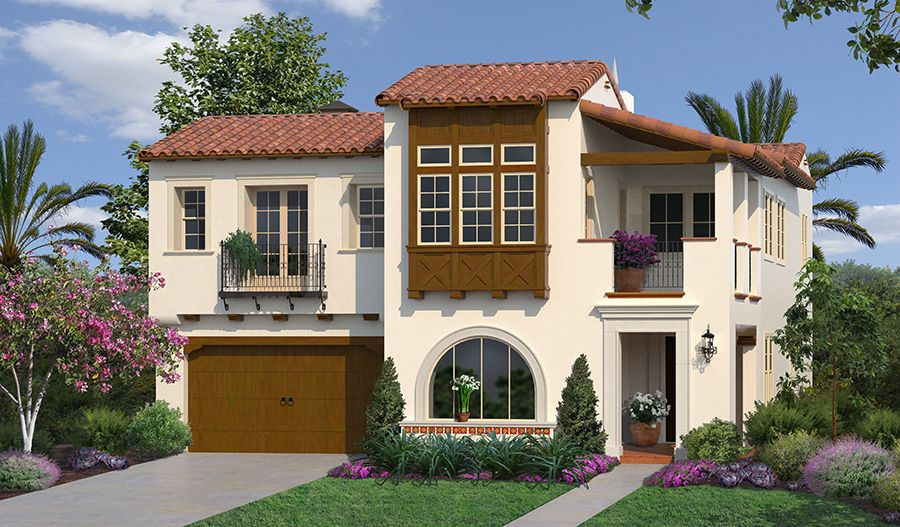Single Family for Sale at Auburn At Stonegate - Chelsea X 53 Fenway Irvine, California 92620 United States