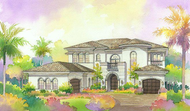 Single Family for Sale at The Oaks At Boca Raton - Westgate 18002 Lake Azure Way Boca Raton, Florida 33496 United States