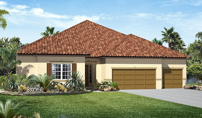Single Family for Sale at The Estates At Harmony - Harrison 3322 Grande Heron Drive Harmony, Florida 34773 United States