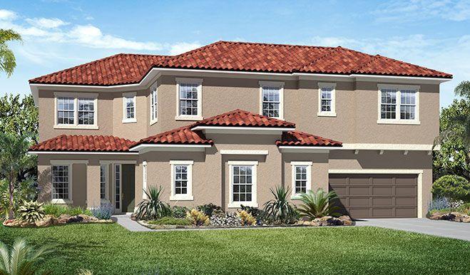Single Family for Sale at The Estates At Harmony - Heidi 3322 Grande Heron Drive Harmony, Florida 34773 United States