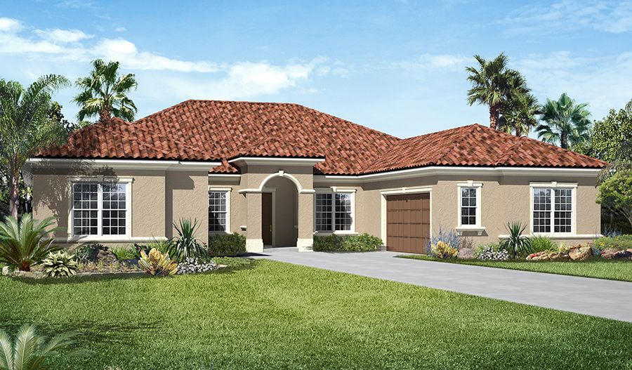 Richmond american homes north pointe reece 1258337 for New american homes