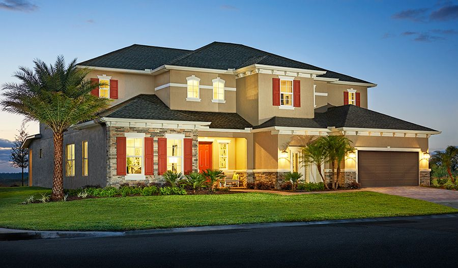 Unique la famille pour l Vente à North Pointe - Harmon 2799 Autumn Breeze Way Kissimmee, Florida 34744 United States