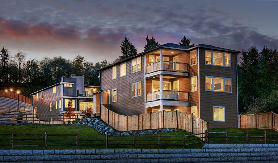 Single Family for Sale at East Creek Village - Lennon 196000 83rd Ave Ne Kenmore, Washington 98028 United States
