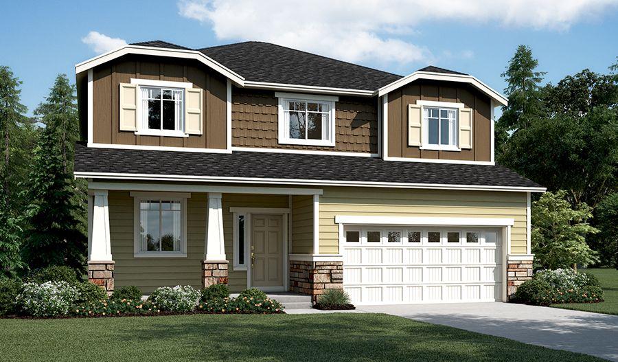 Richmond american homes maple hills hemingway 1262339 for American home builders washington