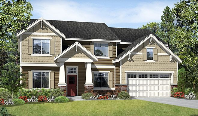 Single Family for Sale at Woodmont Vista - Palermo Ii 26008 16th Court South Des Moines, Washington 98198 United States