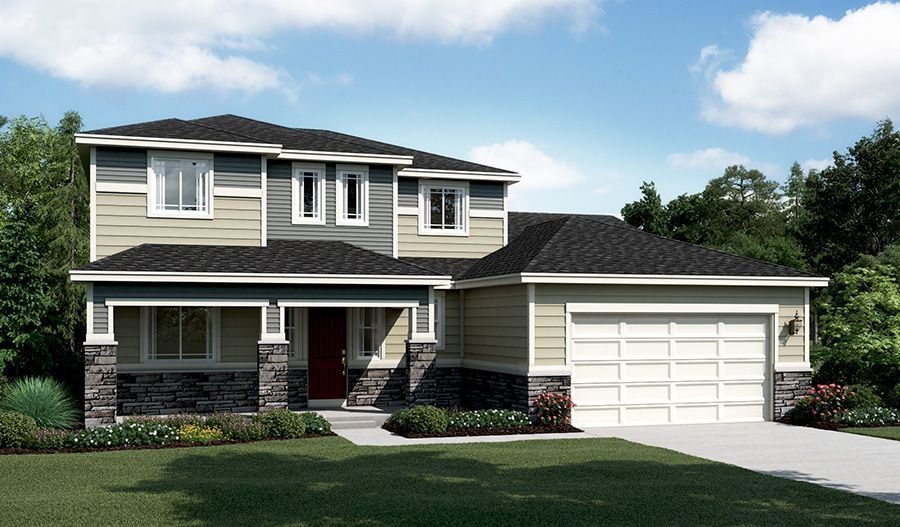Single Family for Sale at Campus Fairways - Desiree Campus Drive Ne And Campus Highlands Drive Lacey, Washington 98516 United States