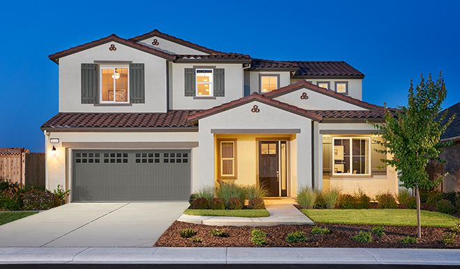 Roper Reserve New Homes In Winter Garden Fl By Richmond American Homes